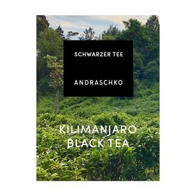 Kilimanjaro black tea 80g