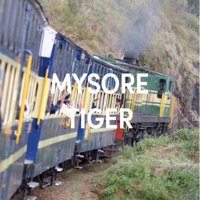 Mysore Tiger Espresso Blend