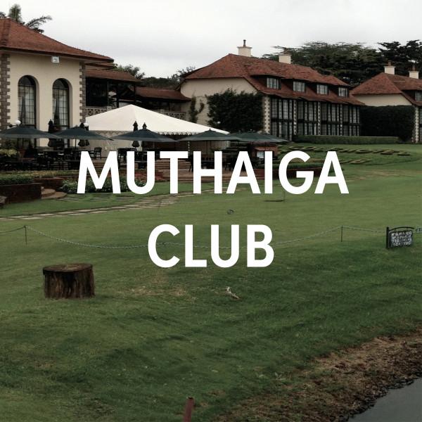 Muthaiga Club Espresso Blend