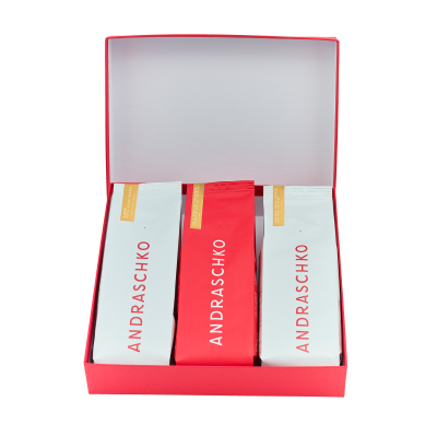 Geschenkbox Special Edition Single Origin + Filter Blend