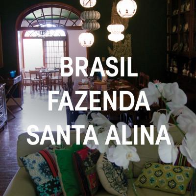 Brasil Fazenda Santa Alina Single Origin Espresso