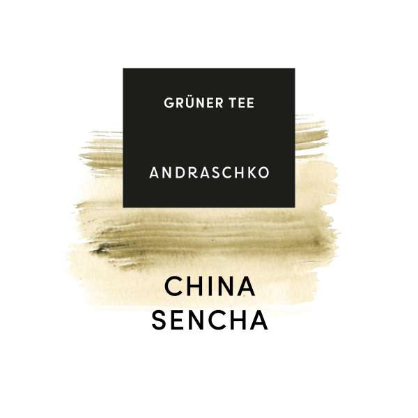 CHINA SENCHA Bio Grüntee