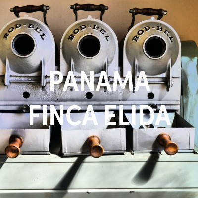 Panama Finca Elida Single Origin Espresso