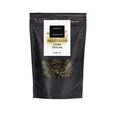 China Sencha BIO Grüner Tee 100g DE-ÖKO-039