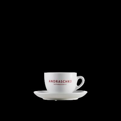 Tazza Cappuccino Logo 2018