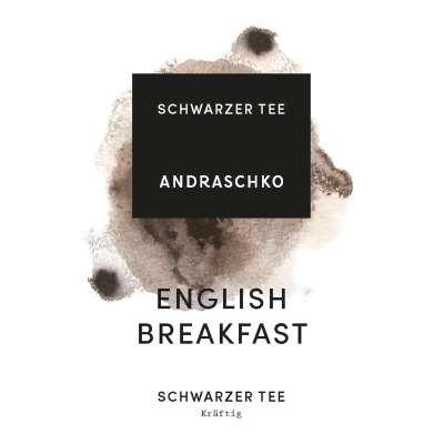 ENGLISH BREAKFAST - Schwarzer Tee Blend