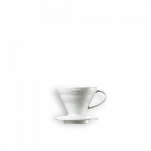 Coffee Dripper V60 Ceramic White