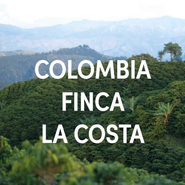 Colombia Finca La Costa Single Origin Filter