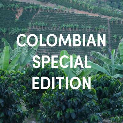 Colombian Special Edition Filter Blend