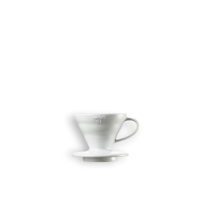 Coffee Dripper V60 Ceramic White