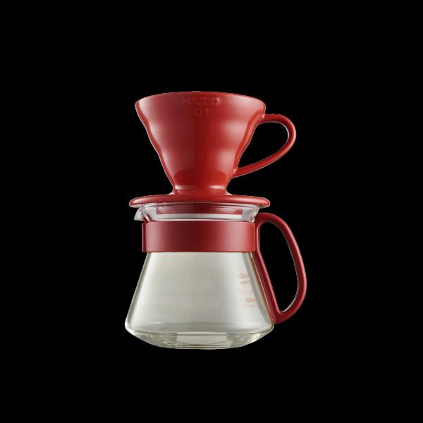 Dripper & Pot Hario Kaffeezubereitungs-Set
