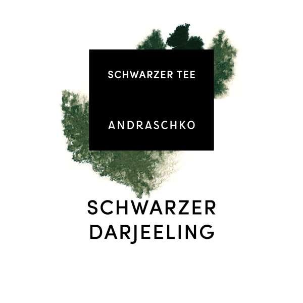 SCHWARZER DARJEELING Bio Schwarztee