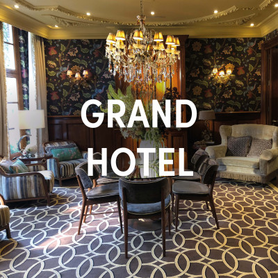 Grand Hotel Filter Blend