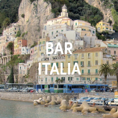 Bar Italia Espresso Blend