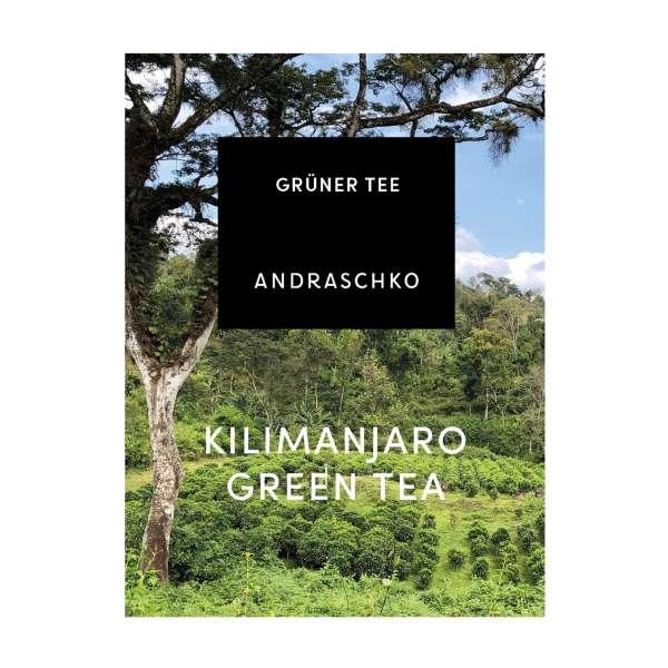 Kilimanjaro green tea