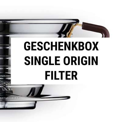 Geschenkbox Single Origin Filter